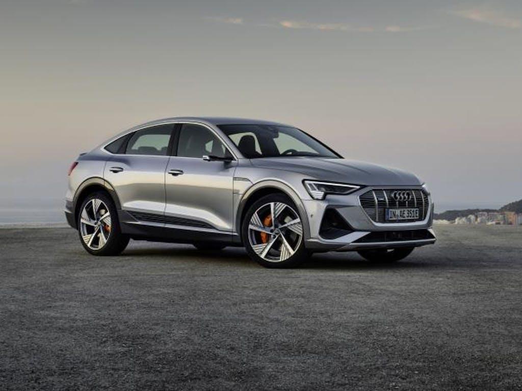 Nuova Audi e-tron Sportback