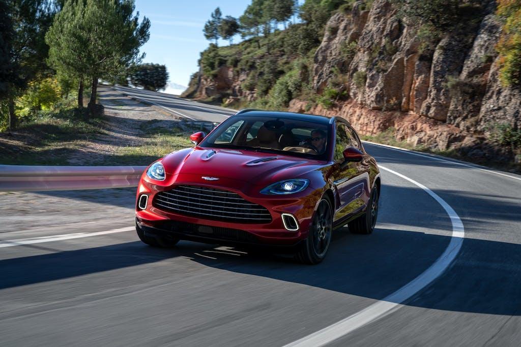 Aston Martin DBXEcco il super SUV