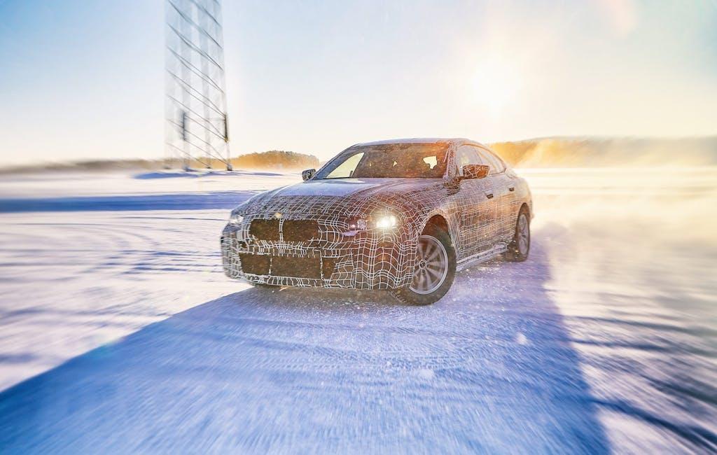 """BMW: """"L'elettrica i4 sarà bella da guidare come la Serie 3"""""""