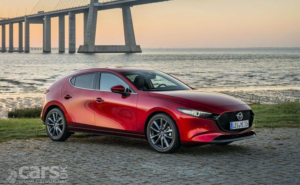 Mazda3, tutti i premi del 2019