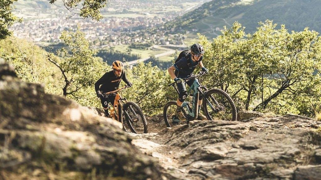 Scott eRide82 bici a pedalata assistita