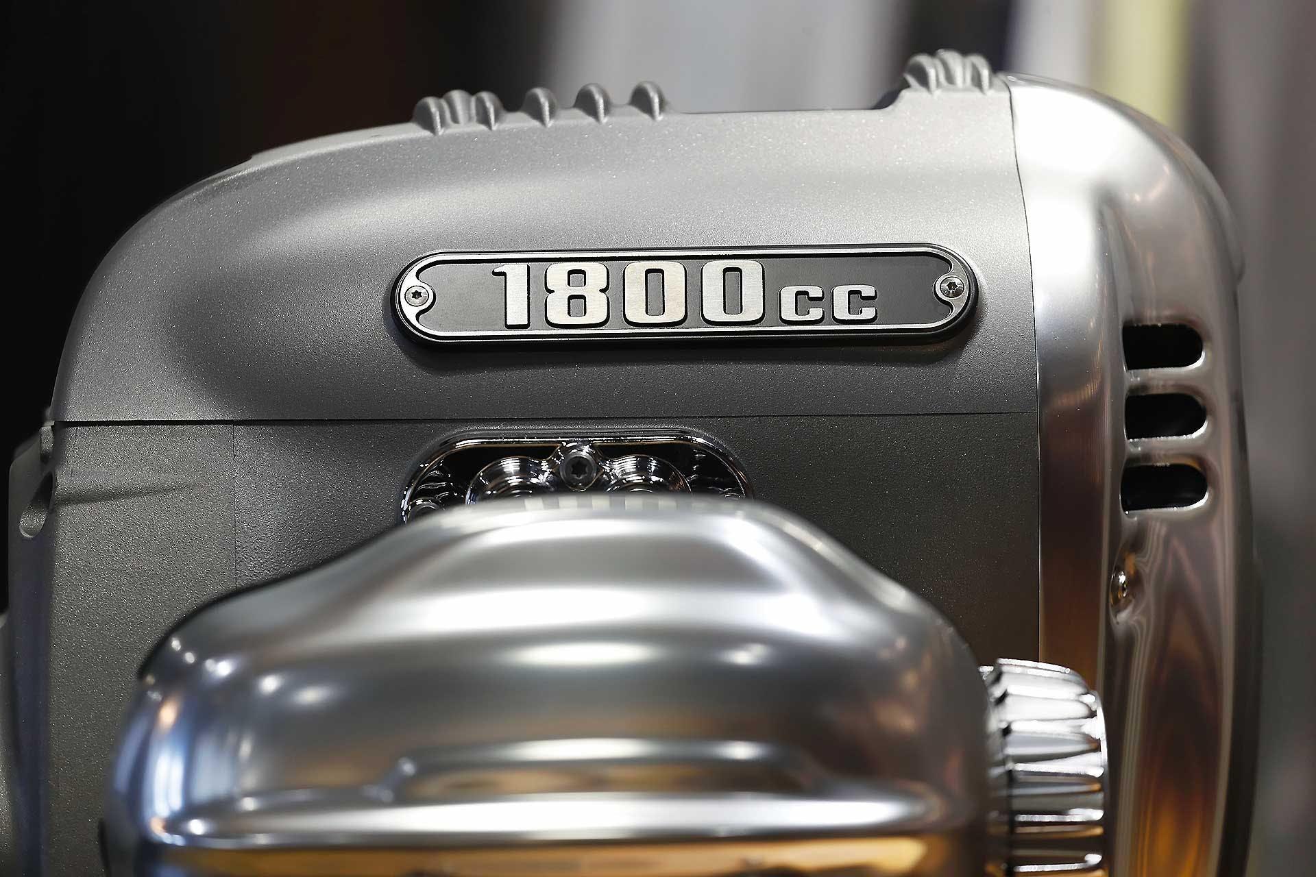 Motore Boxer BMW 1800