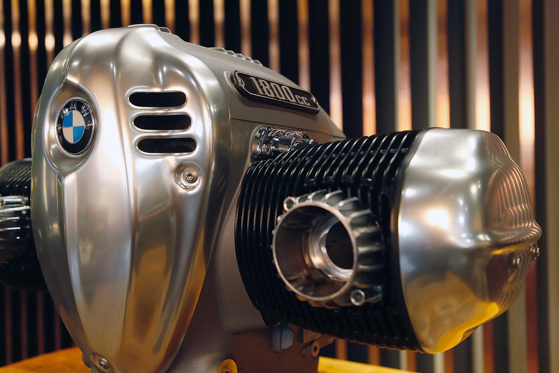 BMW Motore Big Boxer 1800