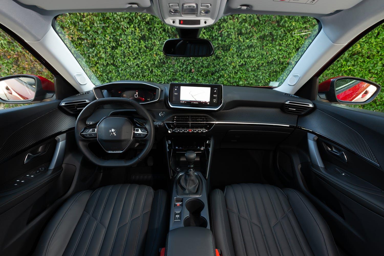 Nuova Peugeot 2008, i-cockpit