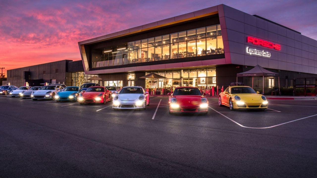 Porsche Experience Center italy Franciacorta