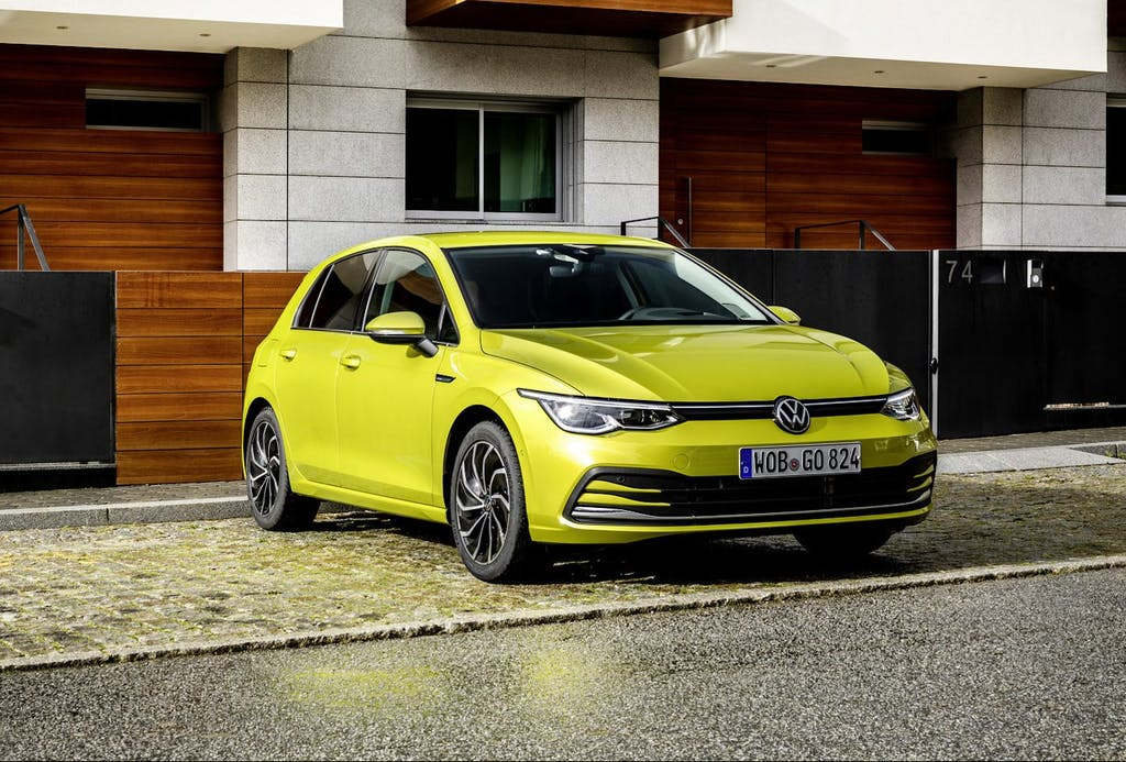 Le auto più vendute d'Europa ad aprile