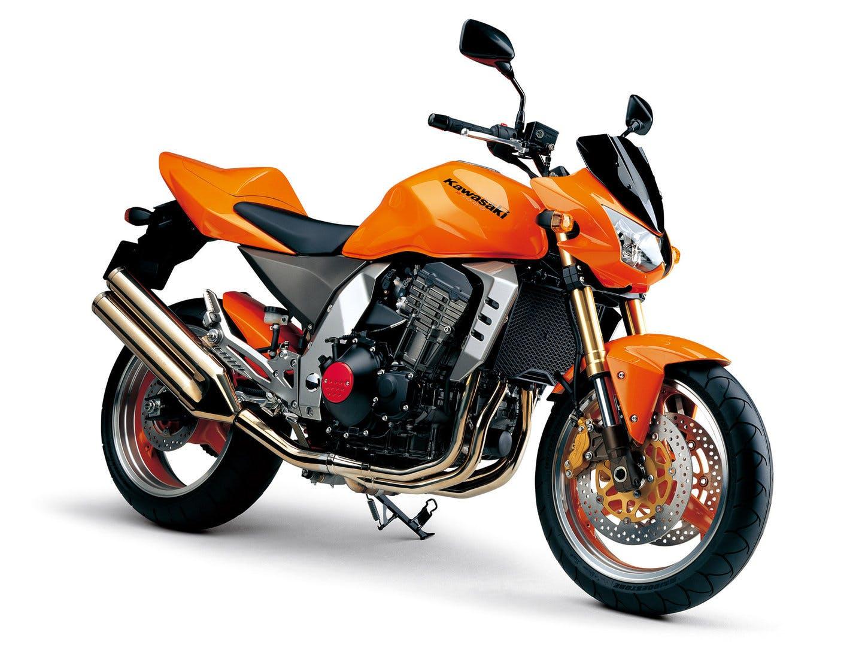 Kawasaki Z900 2003 Orange