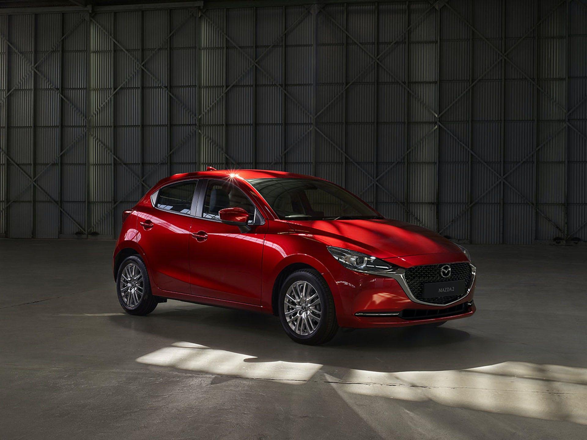 MIgliori auto per neopatentati Mazda 2