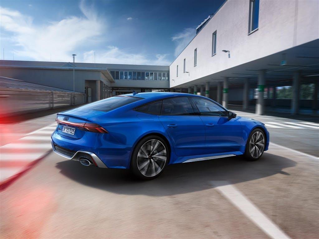 Audi RS, nel 2020 l'edizione del 25° Anniversario