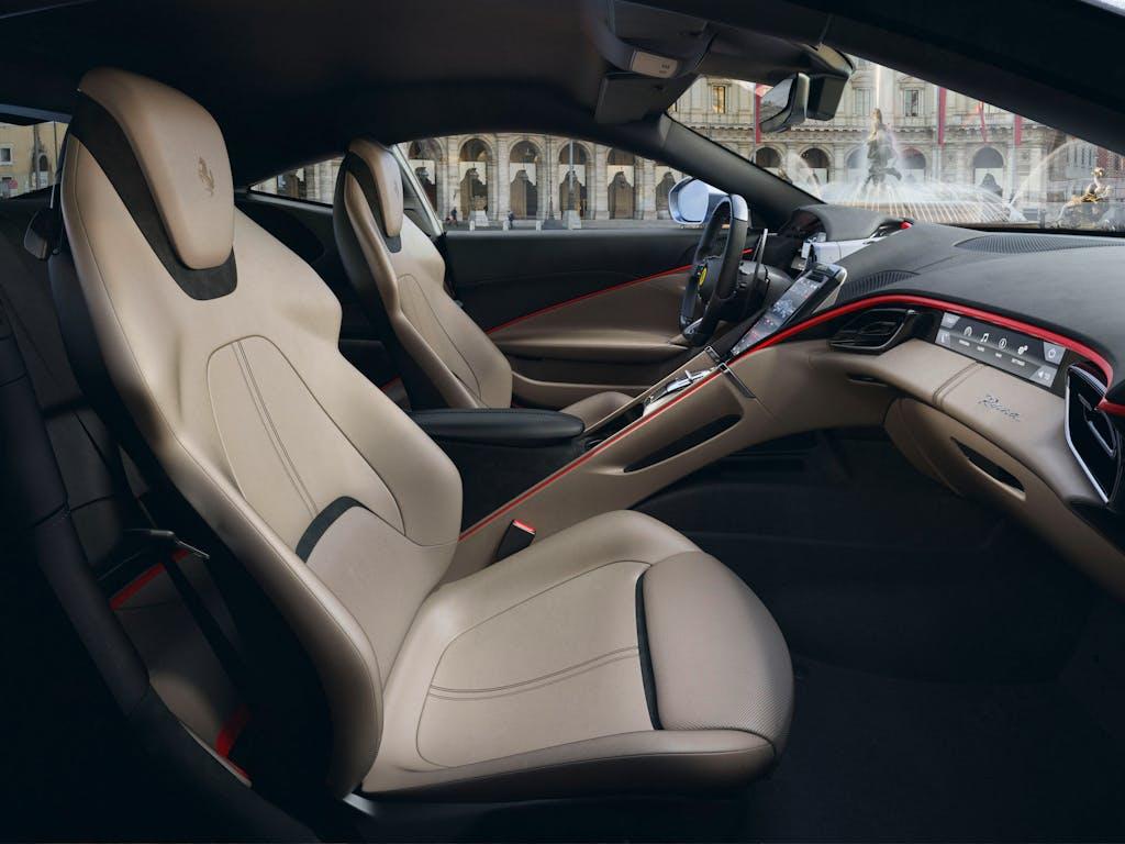 Ferrari SUV: quanto ci sarà della Roma nella Purosangue