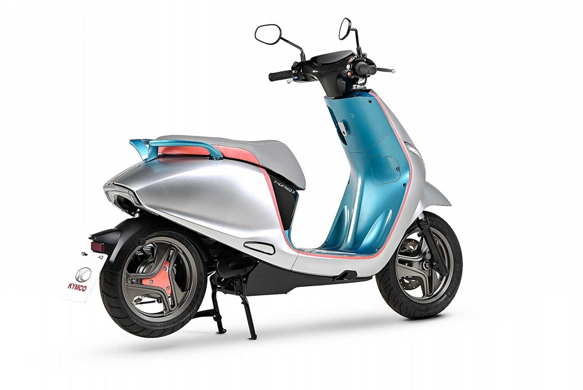 Kymco I-One DX scooter elettrico