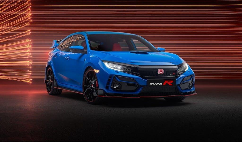 Honda Type R e NSX  l'ora del restyling