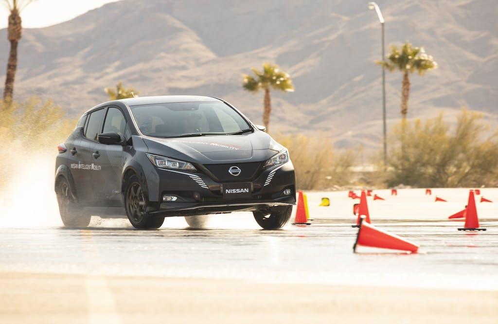 Auto elettriche sempre più performanti grazie a Nissan