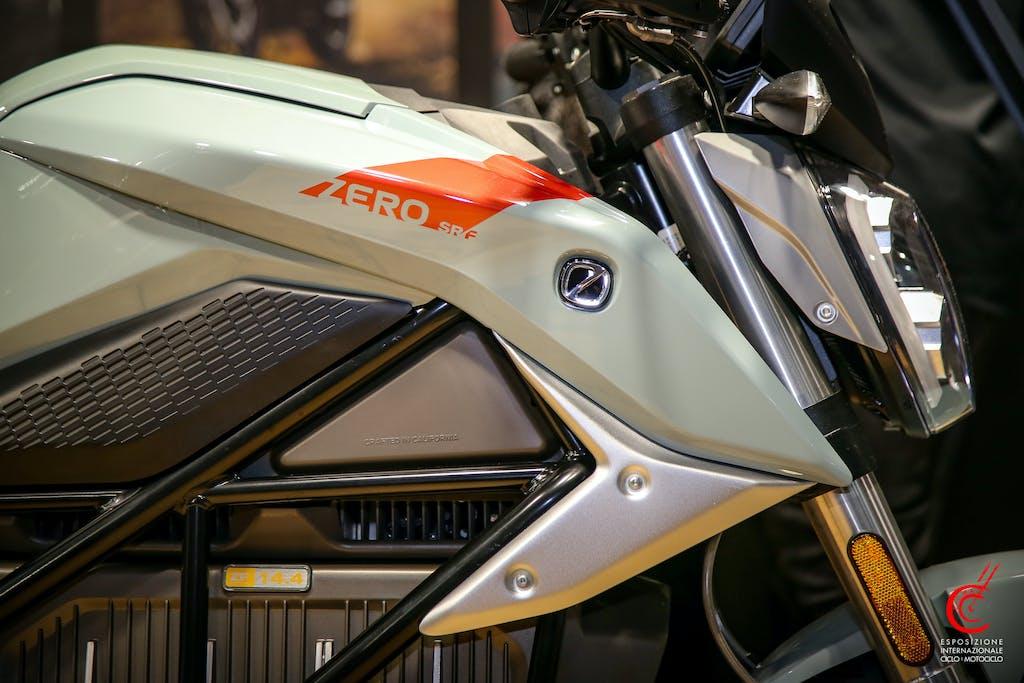 Zero Motorcycles al Motor Bike Expo 2020