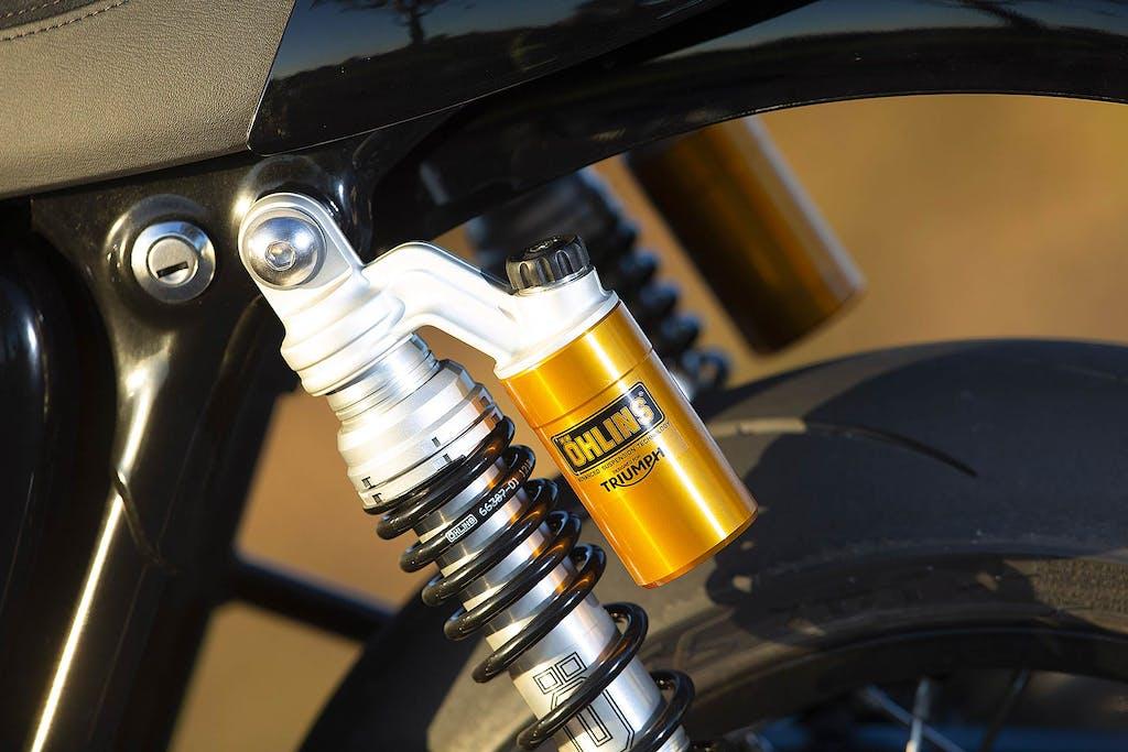 Triumph Thruxton RS, più di prima