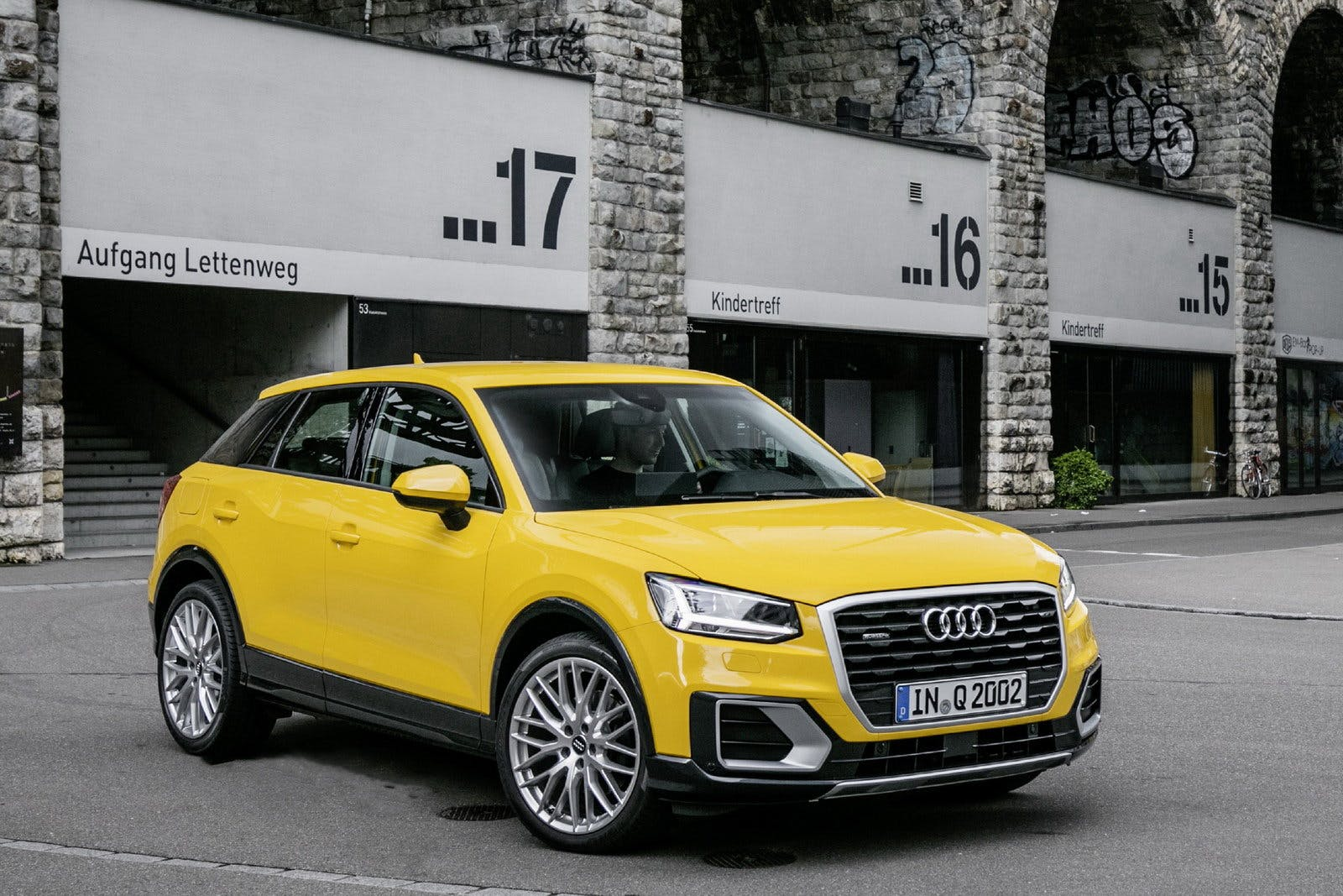 Audi Q2 allestimenti 2020 admired