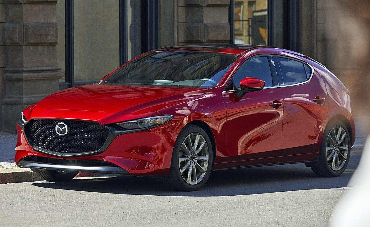 Mazda3 ibrido benzina 150CV