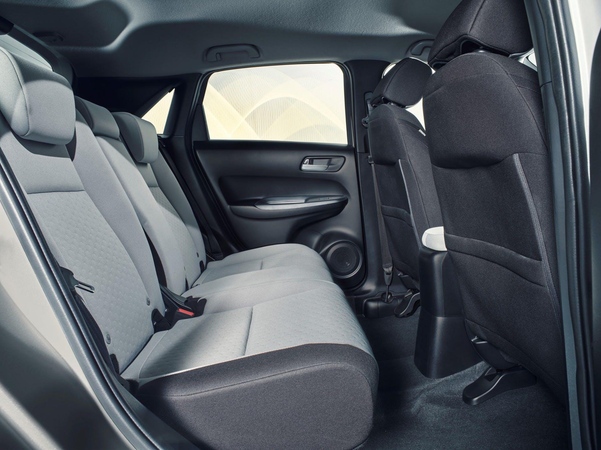 Honda Jazz 2020 Interni divano posteriore