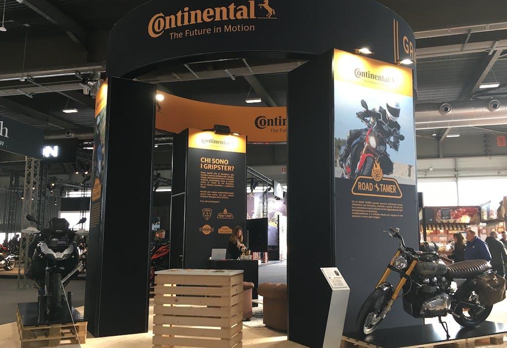 Continental, le novità presentate al MBE 2020