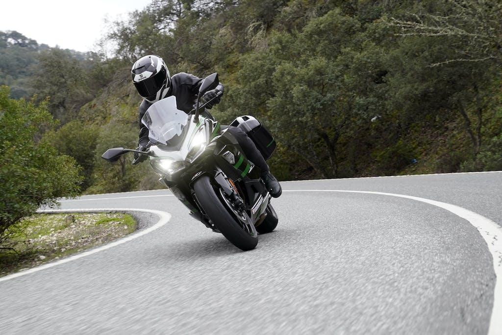 1000 KM con Kawasaki Ninja 1000SX