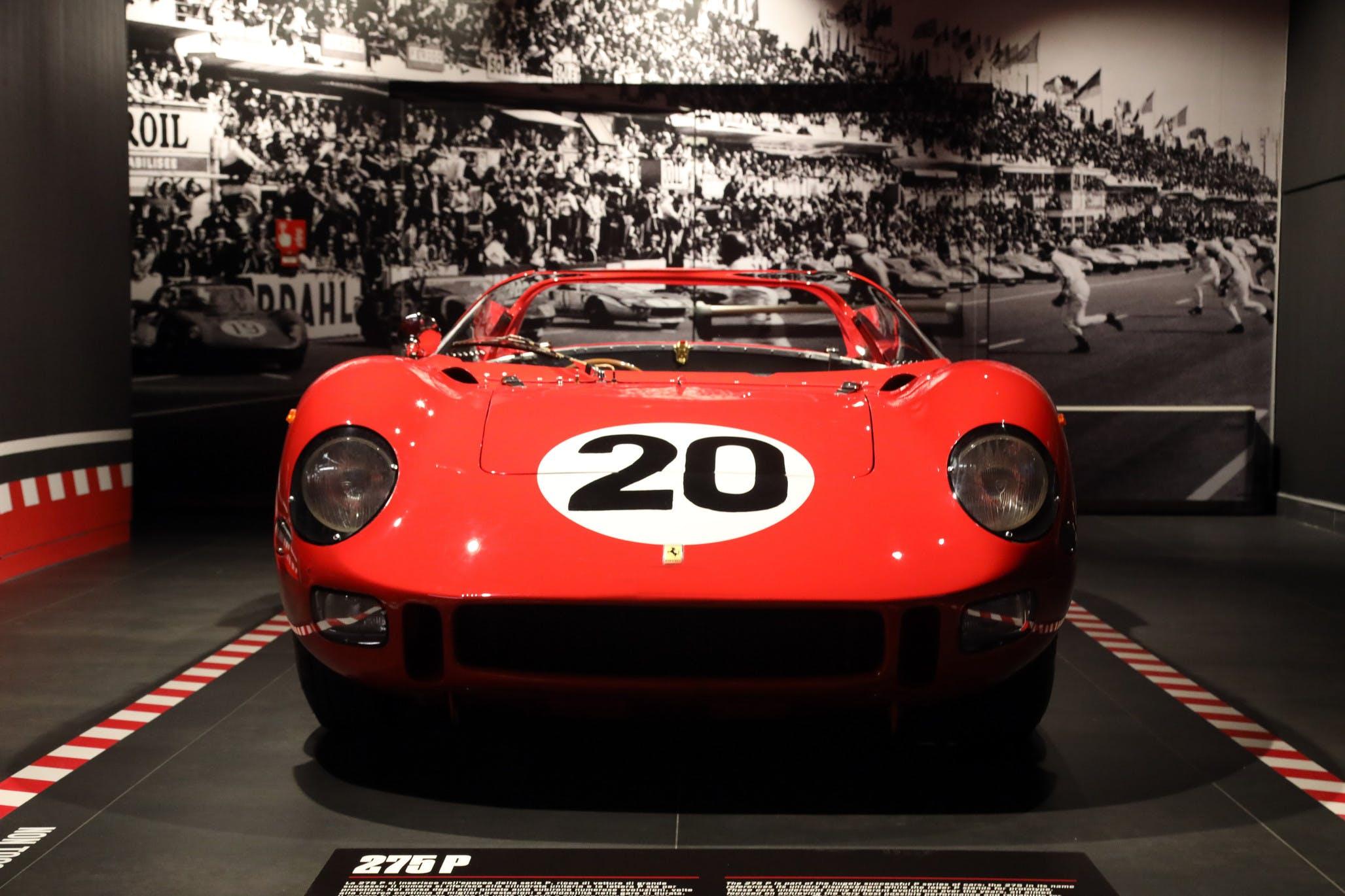 museo Ferrari 24h du mans