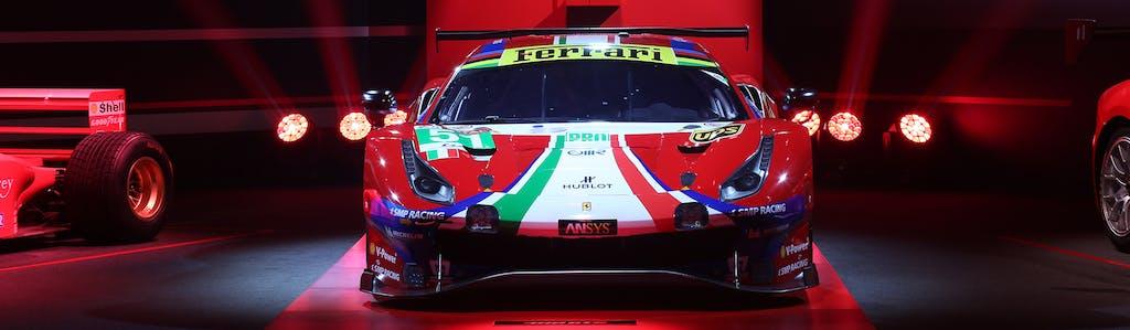 Il Museo Ferrari celebra i trionfi di Le Mans