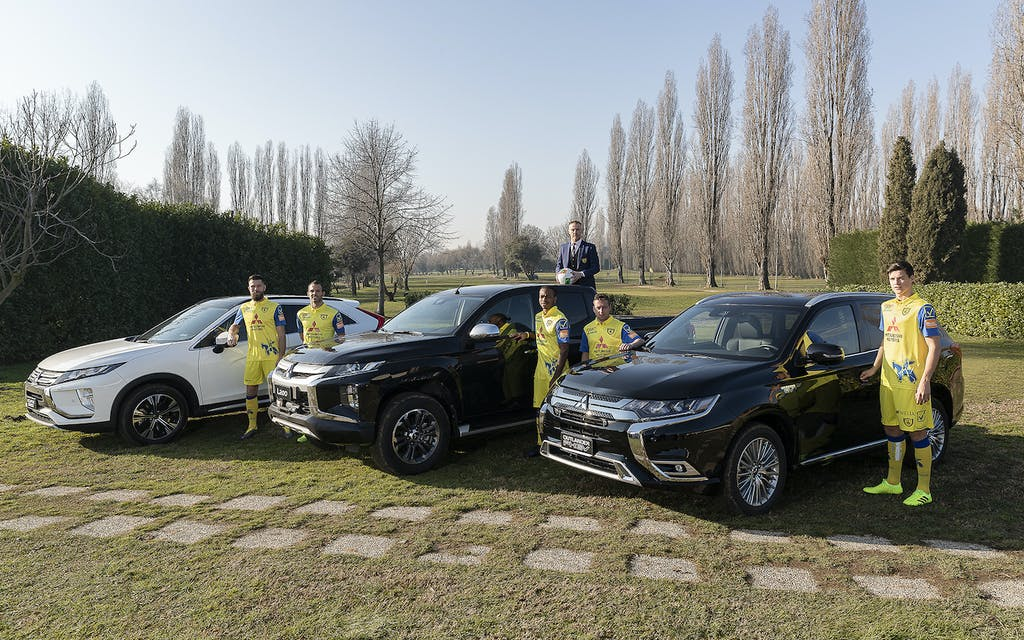 Mitsubishi Motors first partner dell'A.C. ChievoVerona
