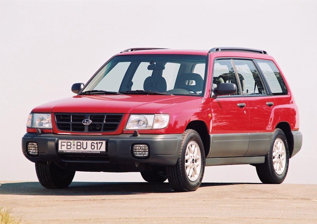 Subaru Forester, il SUV prima che diventasse di moda