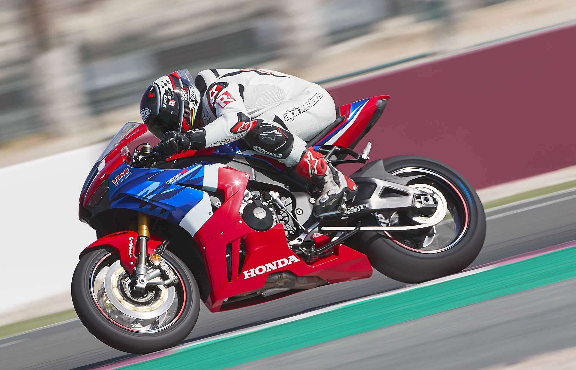 Honda CBR1000RR-R Freblade 2020