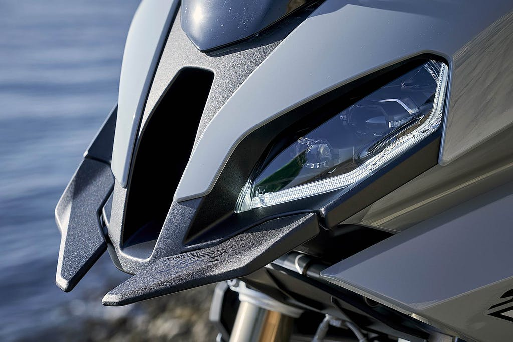 BMW S 1000 XR 2020  Obbiettivo leggerezza