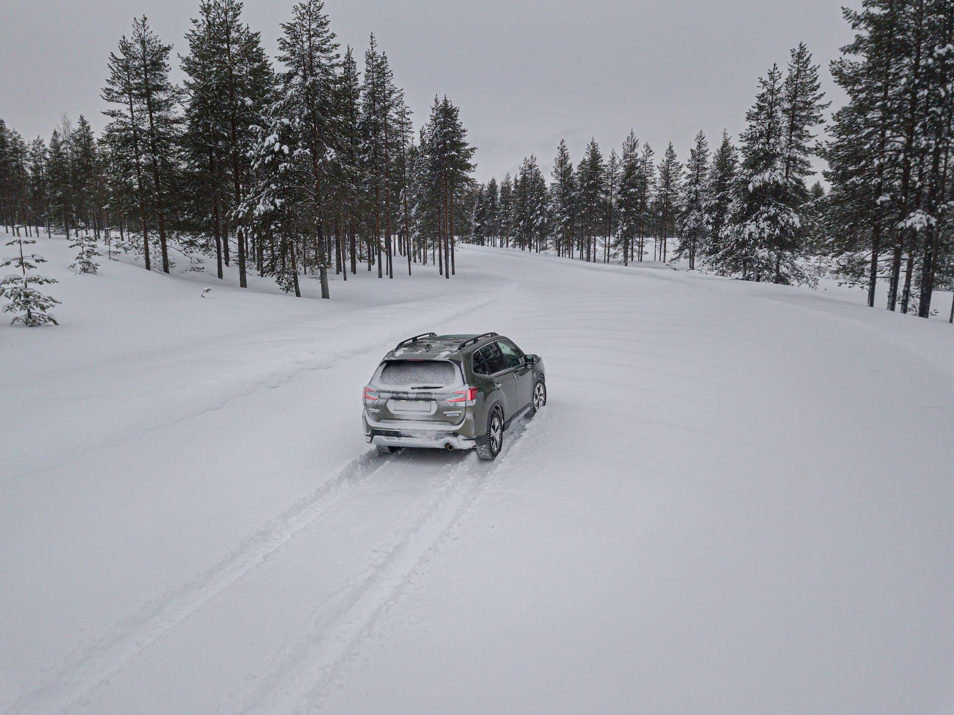 prova gamma Subaru