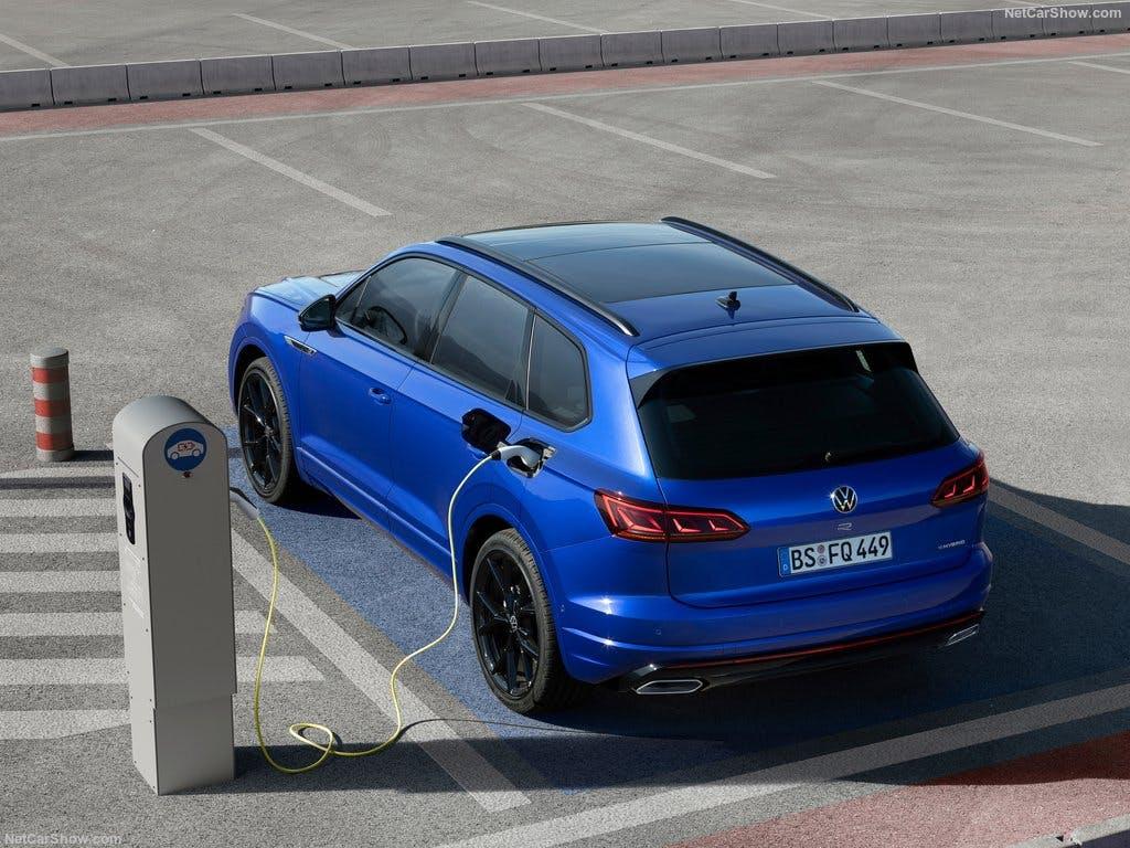 Volkswagen Touareg R ibrido plug-in
