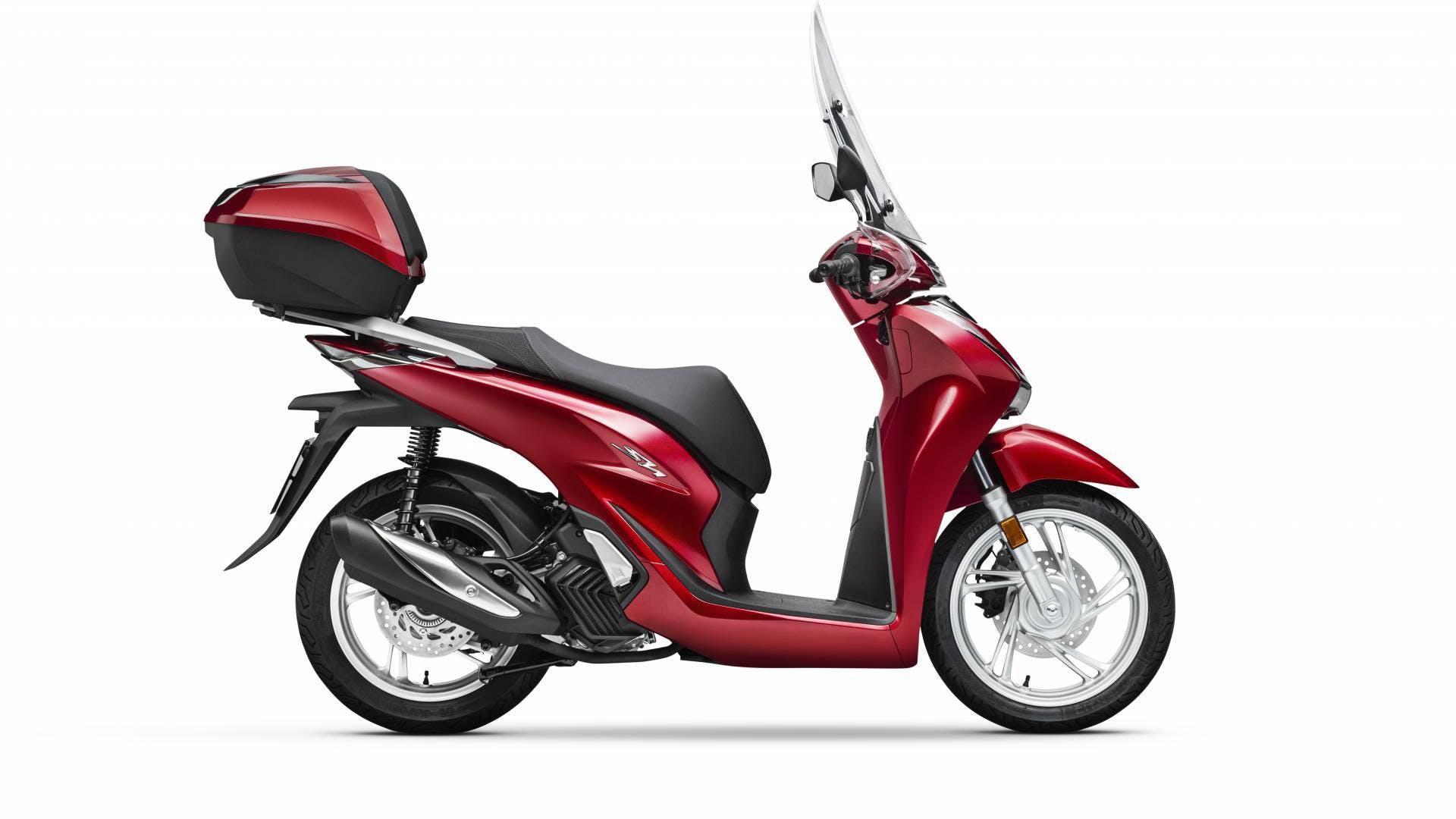 Honda SH 125 150i