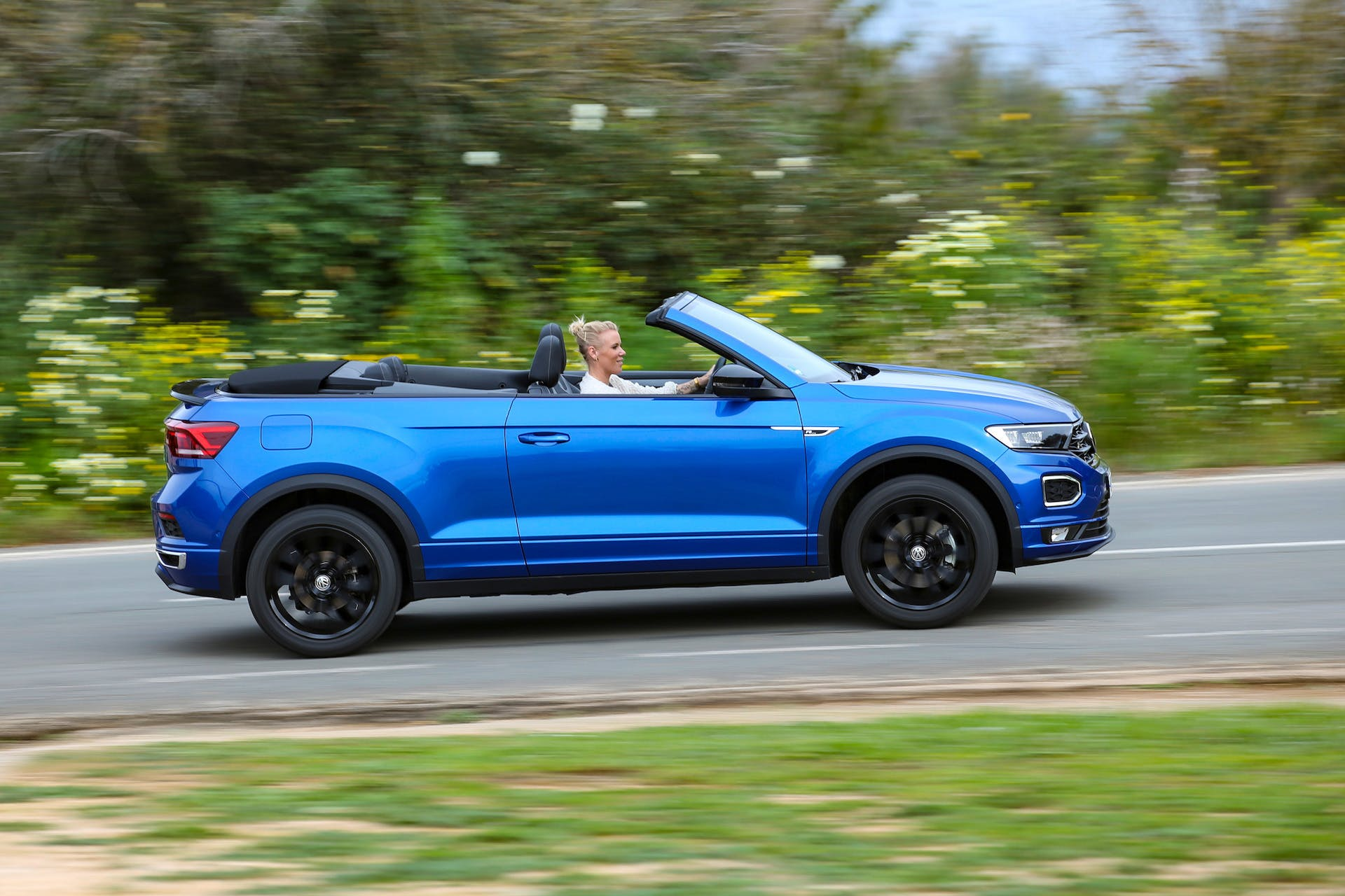 T-Roc Cabriolet laterale