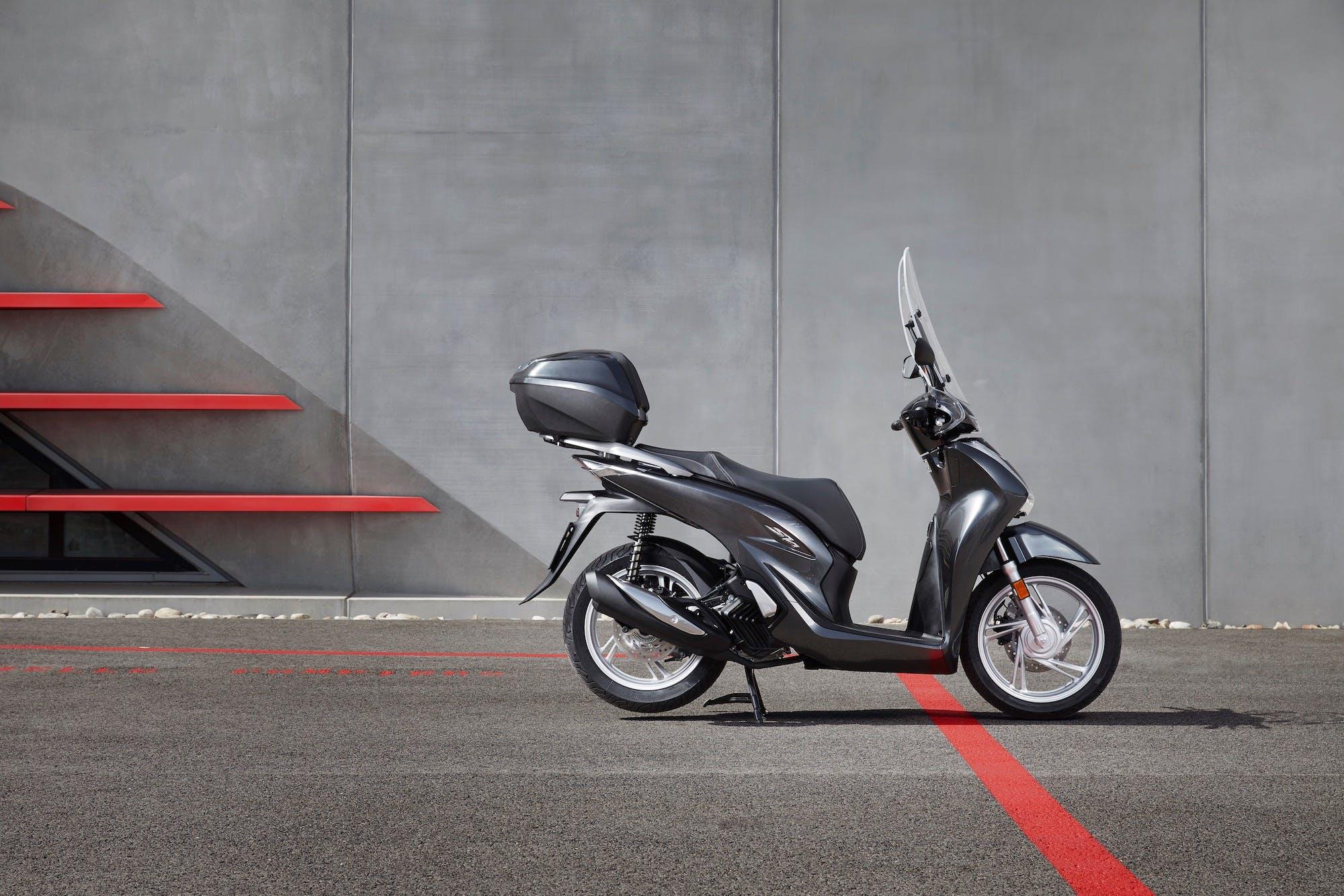 Honda SH 125 2020 Grigio miglior scooter 125