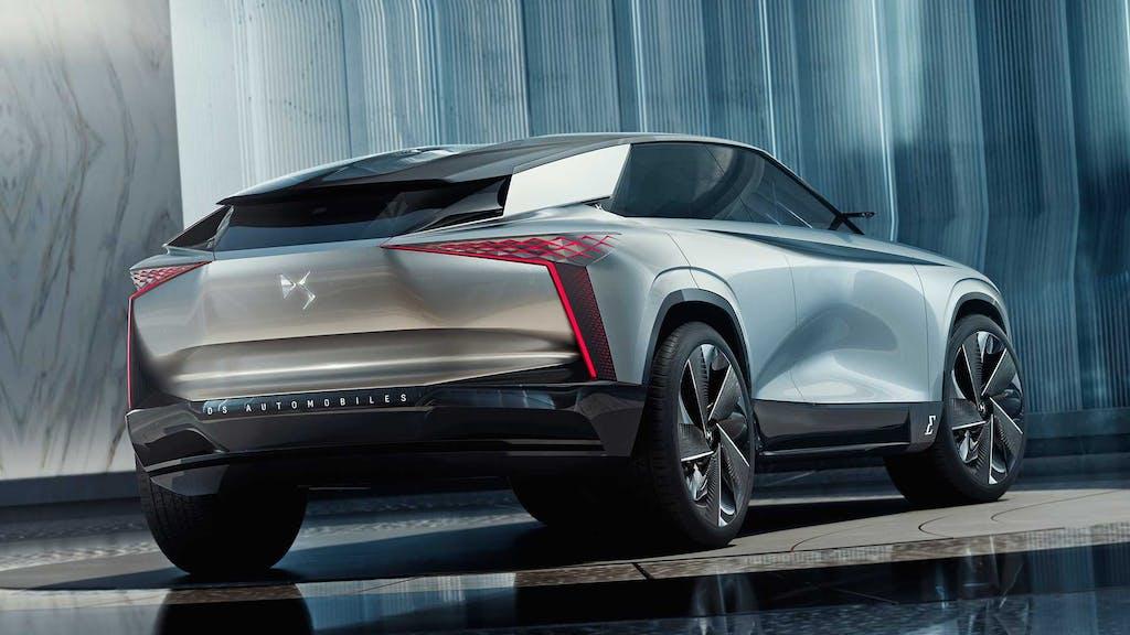 DS Aero Sport Lounge  un concept che anticipa il futuro
