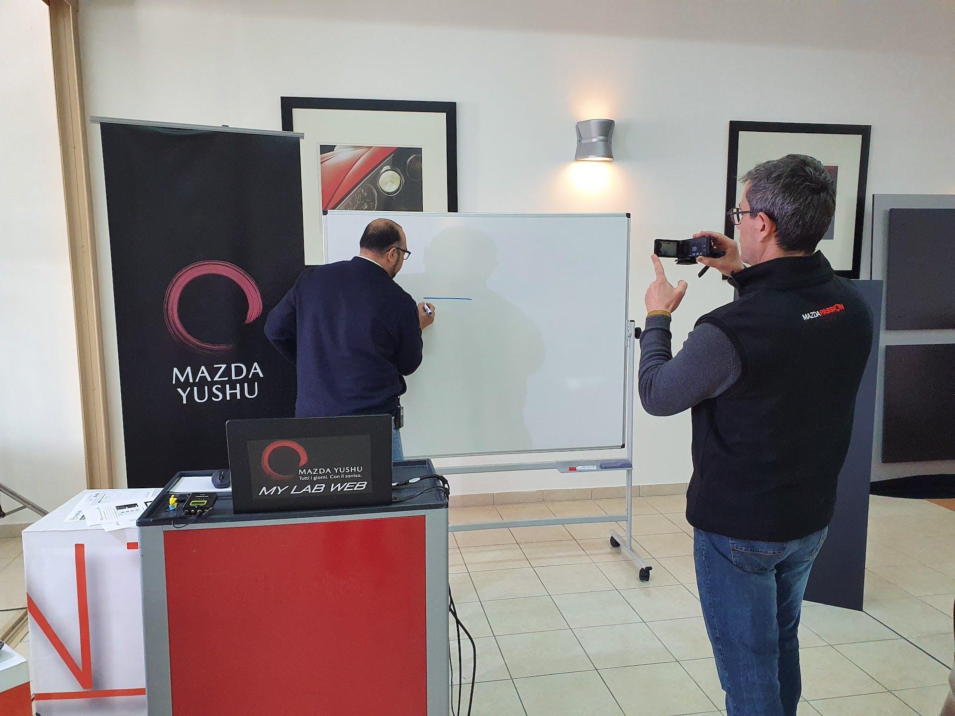 Mazda my web lab