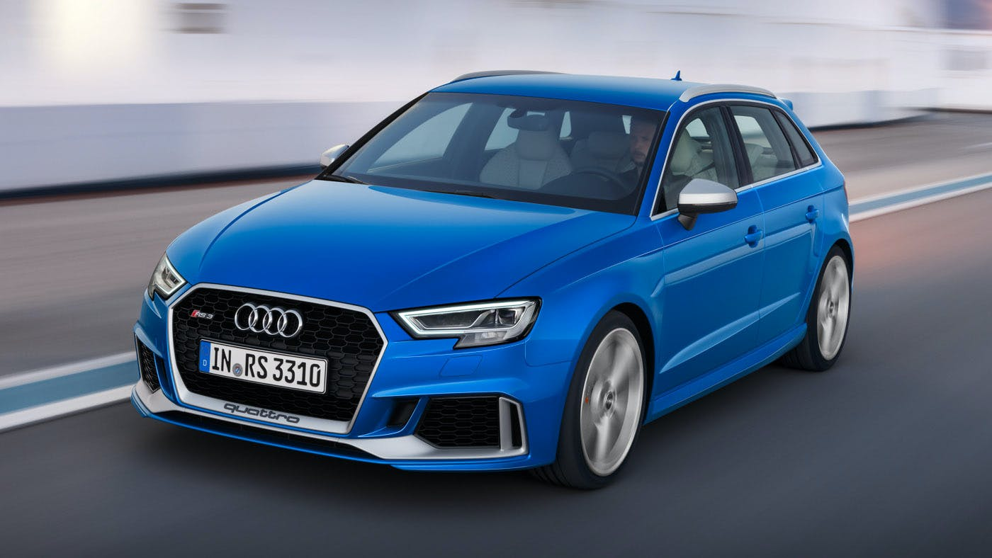 Audi RS3 Sportback 25yearsRS 2020