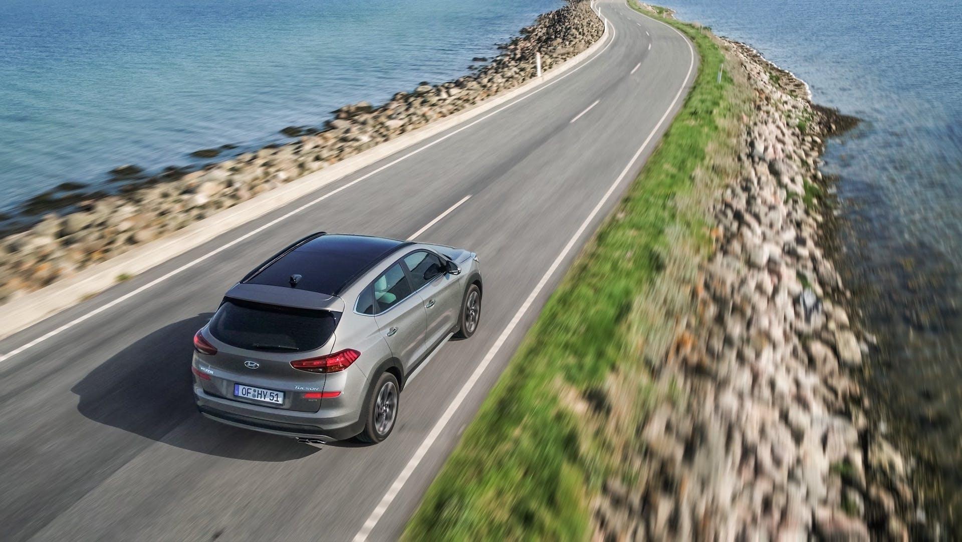 Hyundai-Tucson-XLine posteriore