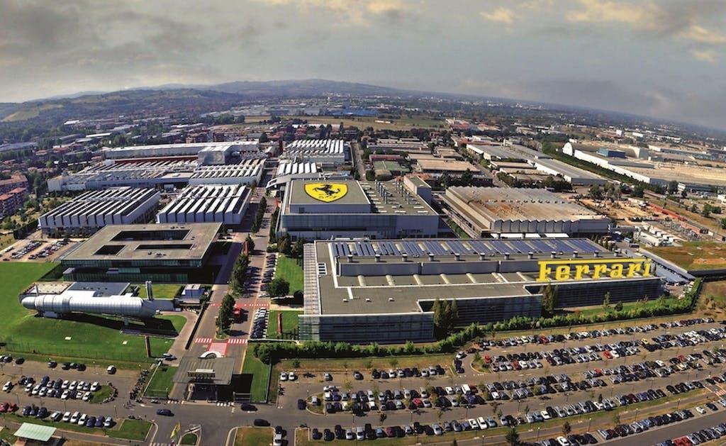 Coronavirus, Ferrari e FCA pronte a produrre ventilatori