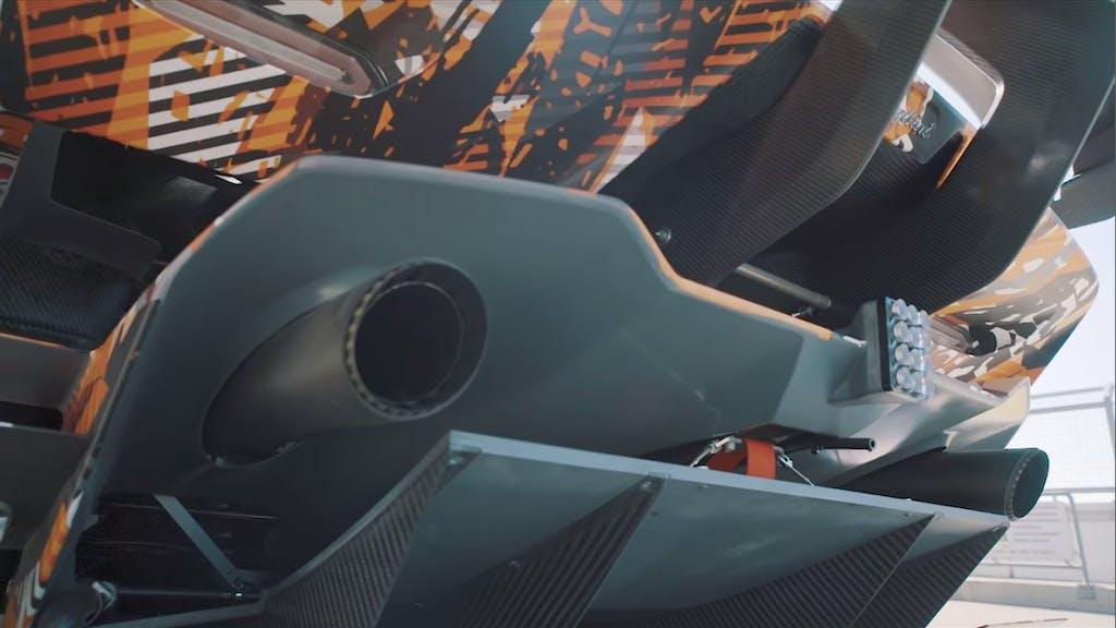 Lamborghini, il sound dell'hypercar V12 per la pista – VIDEO
