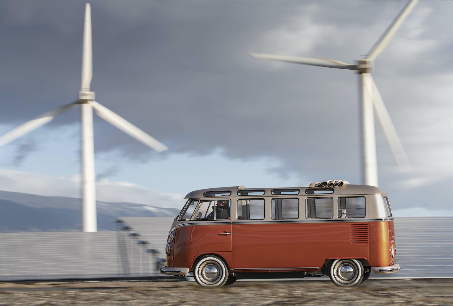 Volkswagen e-bulli laterale