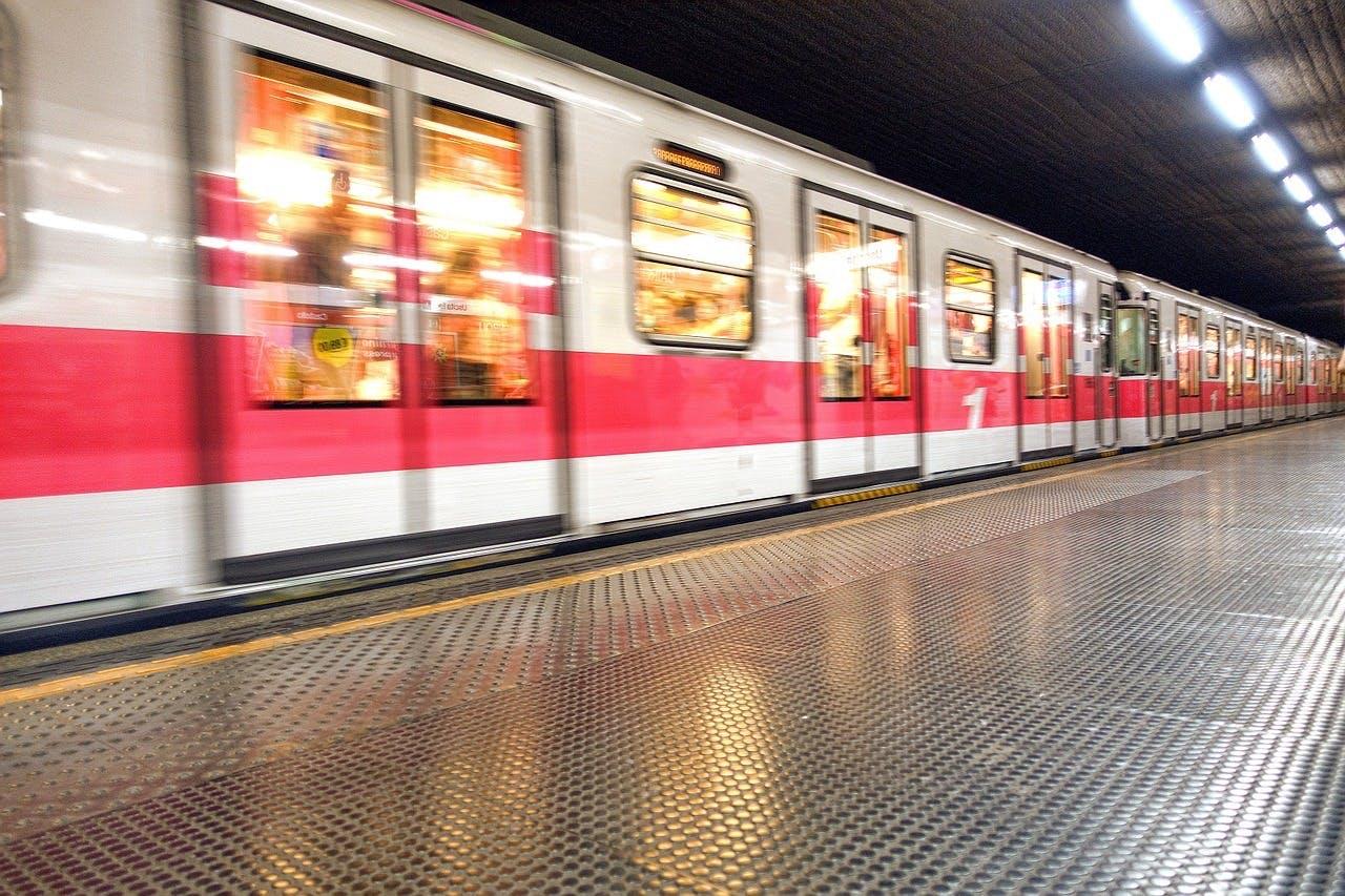metro 1 MIlano