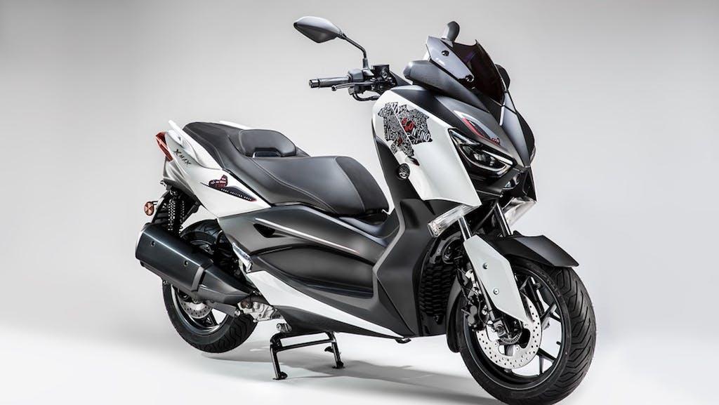 Yamaha XMax 300 Roma Edition, omaggio alla Capitale