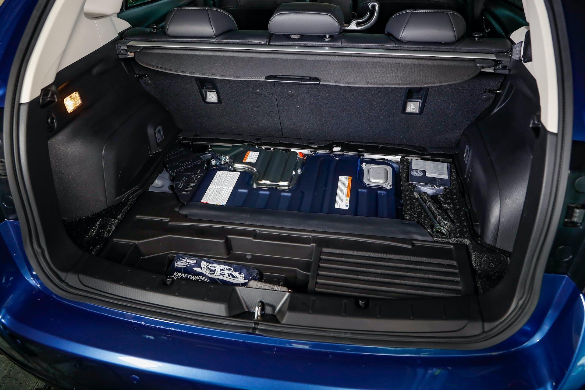 Subaru Impreza pacco batterie