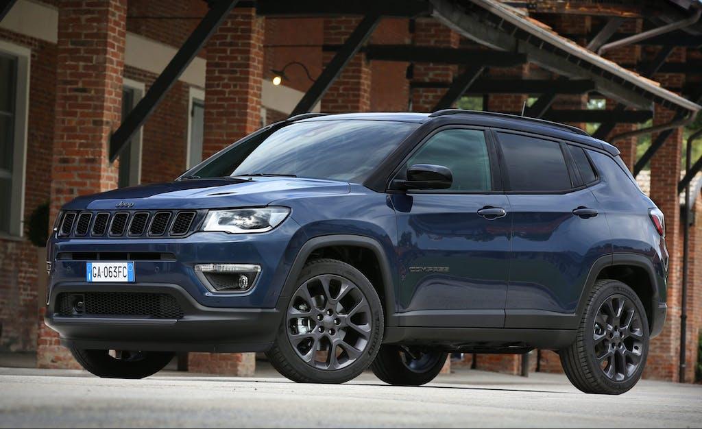 Promozione Jeep Compass, a noleggio da 279 euro al mese