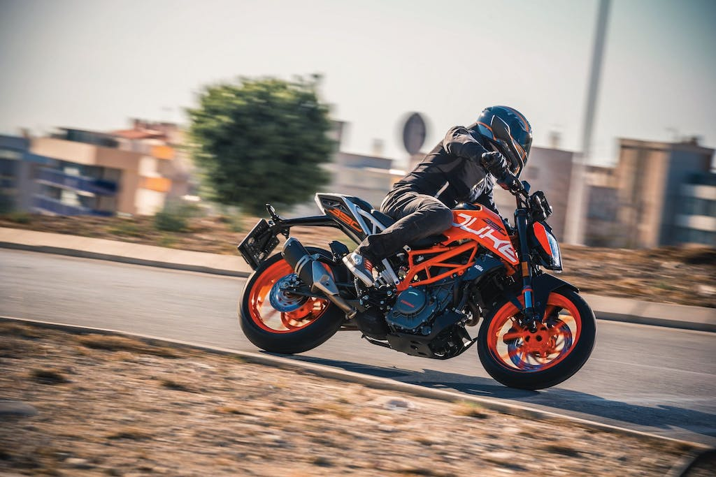 KTM Orange Days, la gamma stadale pronta per i test ride