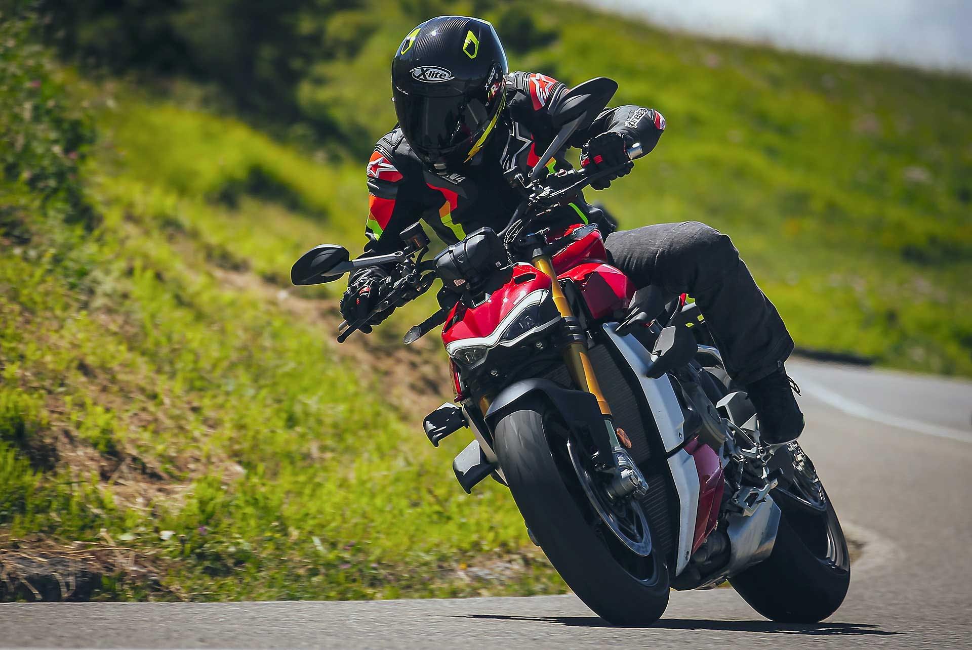 Ducati Streetfighter V4 S 2020 migliore maxi naked