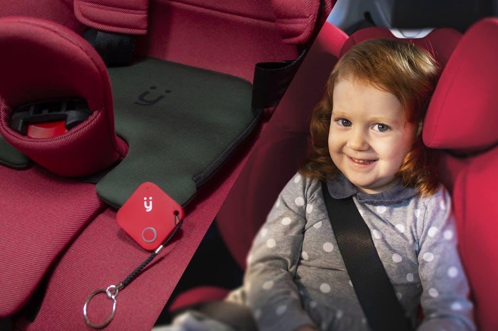 MyMi, il dispositivo antiabbandono per auto by bluon e Hertz