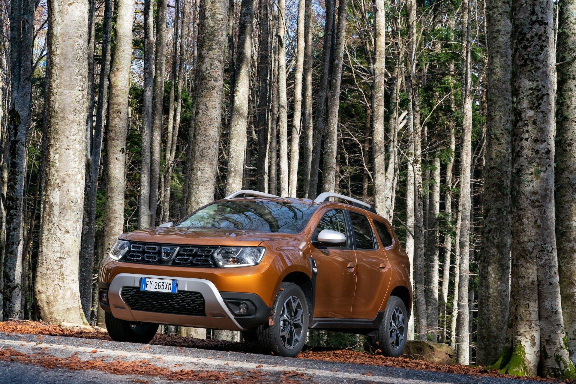 SUV migliori auto per neopatentati, Dacia Duster